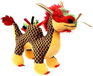 Amazon.com: Ganz Webkinz Chinese Dragon Plush: Toys & Games