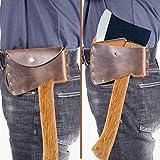 RingSun Hatchet Sheath, Leather Axe