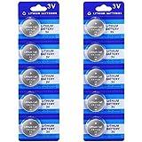 CR2320 3V Lithium Battery (10 - Pack)