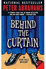 Behind the Curtain (Echo Falls Mystery) Paperback