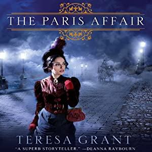 The Paris Affair Audiobook