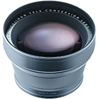 Fujifilm TCL-X100 Tele Conversion Lens (Silver) Benefits Review Image
