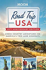 Road Trip USA: Cross-Country Adventures on America's Two-Lane High