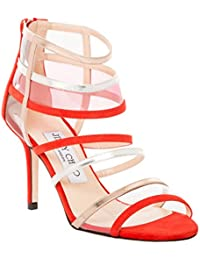 Mixer Strappy Cage Sandal