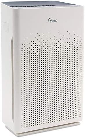 Winix AM90 Wi-Fi Air Purifier, 360sq ft Room Capacity, Amazon Alexa and Dash Replenishment Enabled