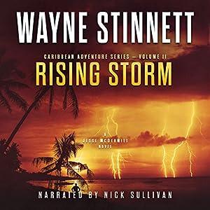 Rising Storm: A Jesse McDermitt Novel Audiobook