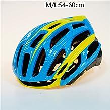 Scrohiro Mtb Mountain Bike Helmet Cascos Bicicleta Carretera Ciclismo Bicycle Cycling Intergrally Light blue