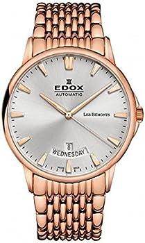 Edox Les Bemonts Automatic Mens Watch