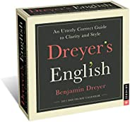 Dreyer's English 2021 Day-to-Day Calendar: An Utterly Correct Guide to Clarity and S