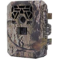 LESHP Trail and Game Camera Motion Activated 12 MP 1080P No Glow Trail Camera with Infrared Night Vision Built-in 2.0 LCD Screen Outdoor Waterproof IP66 Scouting Camera Deer Camera Digital Surveilla