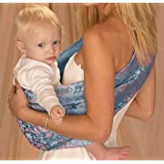 Mamma's Milk Invisibly Adjustable Baby Sling (Small/Medium, OMGender-Neutral)