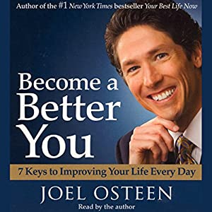 Become a Better You Hörbuch