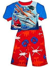 Disney Cars and Planes - Baby Boys Long Sleeve Planes Pajamas