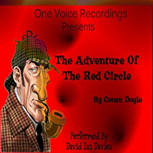 The Adventure of the Red Circle Audiobook