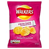 Walkers Crisps (32.5gx32) (Prawn Cocktail)