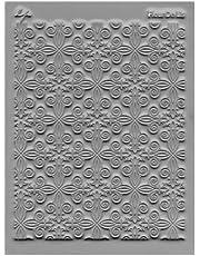 Lisa Pavelka 527044 Texture Stamp Fleur de Lis