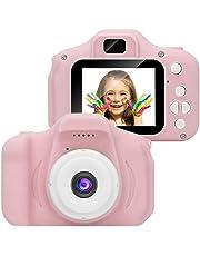 Dieron Children Mini Digital Camera 2 Inch Screen Video Recorder Educational Toys Digital Cameras