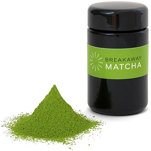 Direct Farm Sourced From Japan – Breakaway Matcha Coldbrew Original Iced Green Tea Powder – Highest Grade – Beyond Ceremonial (30g) Review