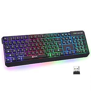 Best Wireless Gaming Keyboard Under 50 Dollars
