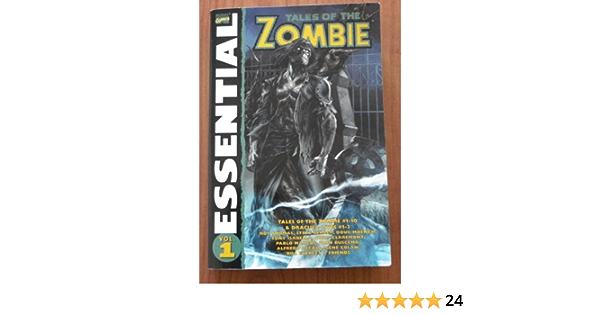 Essential Tales Of The Zombie TPB: Amazon.es: Thomas, Roy ...