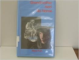Book Grandmother had no name