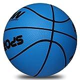 Kids Replacement Basketball, Stylife® Indoor Mini Hoop Ball - 5 inch diameter (Blue)