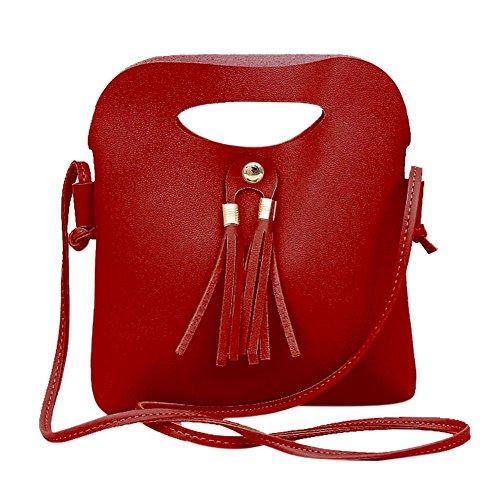 al Red Widewing Sintética mujer para Piel de Bolso hombro p5fq1w