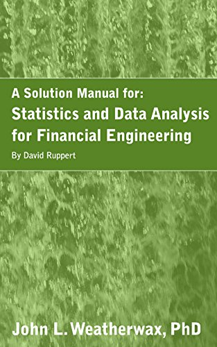 Amazon a solution manual for statistics and data analysis for a solution manual for statistics and data analysis for financial engineering by david ruppert by fandeluxe Gallery