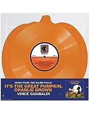 It's The Great Pumpkin, Charlie Brown (Pumpkin Shaped Vinyl)