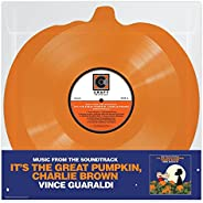 It's The Great Pumpkin, Charlie Brown Orange Pumpkin Shaped 4