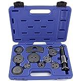 #2: Capri Tools 10015 Disc Brake Caliper Wind Back Tool Kit, 11-Piece
