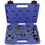 Capri Tools Disc Brake Caliper Wind Back Tool Kit 10015T