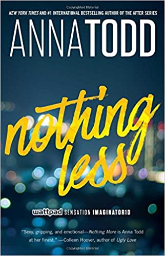Nothing Less (Landon): Amazon.es: Anna Todd: Libros en idiomas extranjeros
