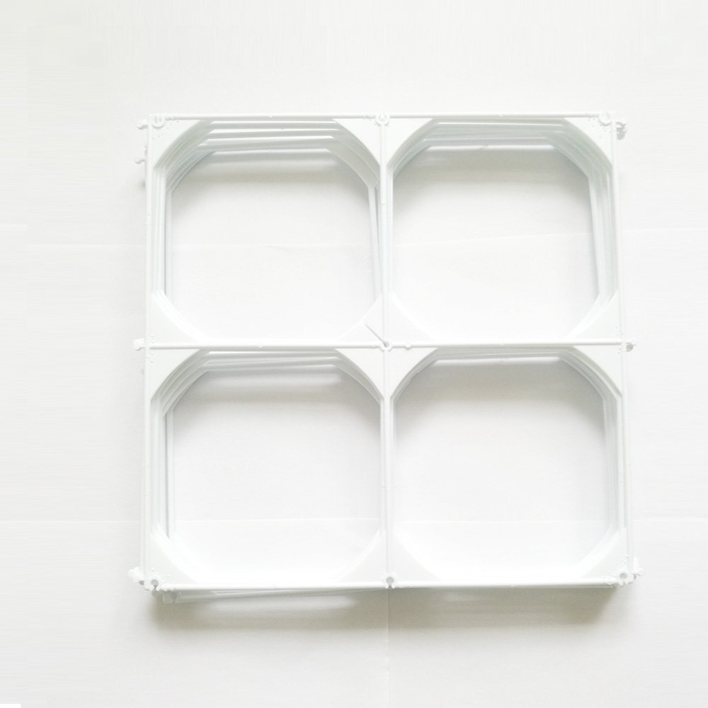 4 Cells Plastic Balloon Grids For Balloon Wall Art - 10 Pcs/Box