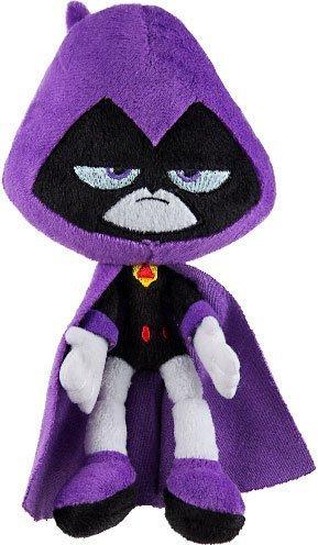 Teen Titans Go! Jazwares 7 Inch Plush Raven