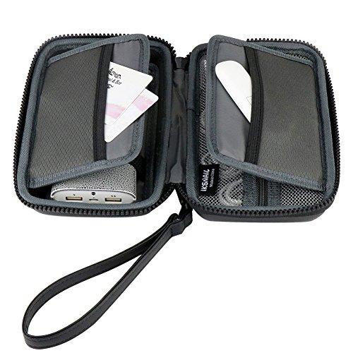 115ec837f373 high-quality Iksnail Electronic Accessories Organizer, Travel Gadget ...
