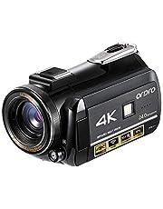 ORDRO 4K UHD Camcorder Videokamera