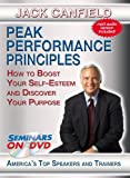 Peak Performance Principles - How to Boost Your Self-Esteem and Discover Your Purpose - Seminars On Demand Personal Development Motivational Video - Speaker Jack Canfield - Includes Streaming Video + DVD + Streaming Audio + MP3 Audio - Compatible with All