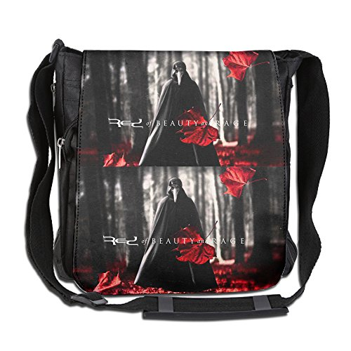 Shoulder Strap Red Of Beauty And Rage Crossbody Heavy Duty Postman Bag (Of Beauty And Rage Red compare prices)