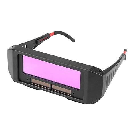 Morza Solar de oscurecimiento automático de Soldadura Casco Protector de Ojos Soldador Cap Gafas Máquina de
