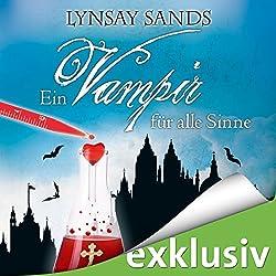 Ein Vampir für alle Sinne (Argeneau 17)
