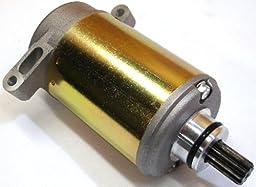 Discount Starter & Alternator 18758N Yamaha Powersport ATV\'s Replacement Starter