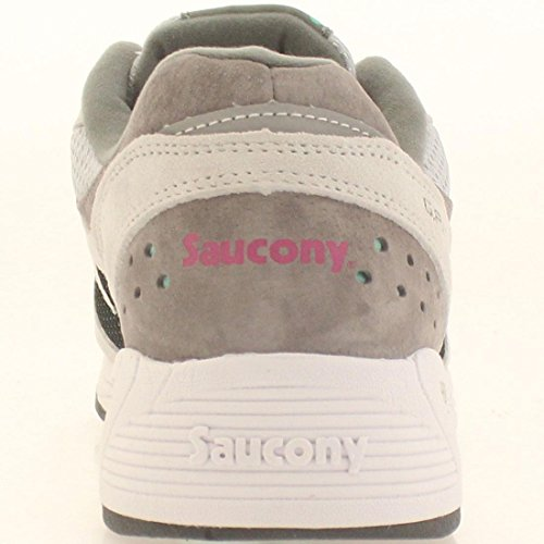 Ice Grey Sneakers Men's Cl 8000 Saucony Green Grid AwqXpp