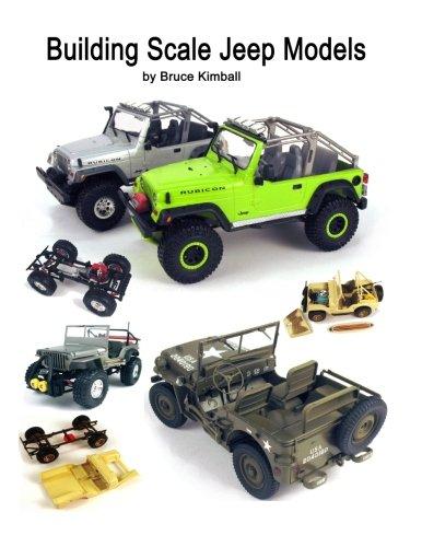 Jeep Model Kit - 7