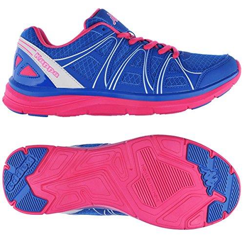 Zapatos de Deporte - Kappa4training Ulaker 2 STRONG BLUE-FUXIA