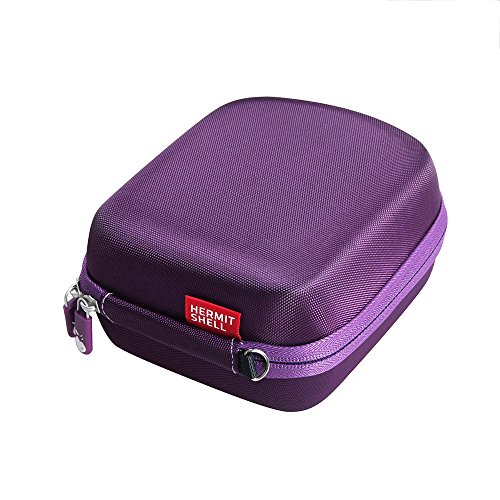 For Fujifilm Instax Share Smartphone Printer Sp 1 Sp1 Hard Eva Protective Case Carrying Pouch Cover Bag Purple By Hermitshell