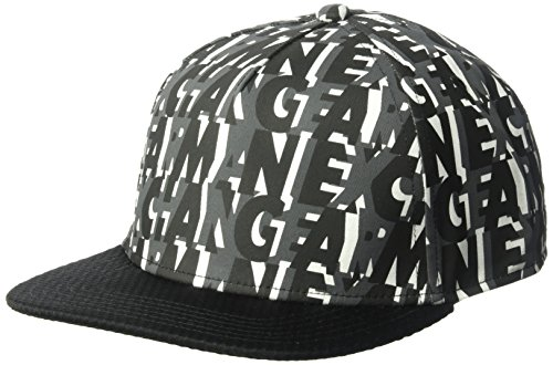 Armani Exchange Men's allover New Era Hat, Magnet, One - New Armani