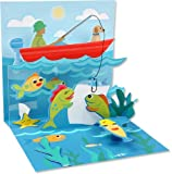 Up with Paper Treasure Happy Father's Day (Catch A Fish)
