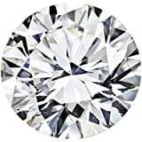 GIA Certified Round-Cut Natural Loose Diamond (1/2 - 3/4 Carat)