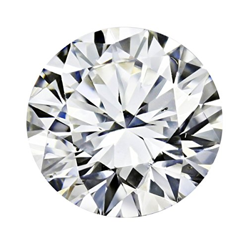 GIA Certified Round Natural Loose Diamond (Carat: 0.5, Color G, Clarity: VS1)